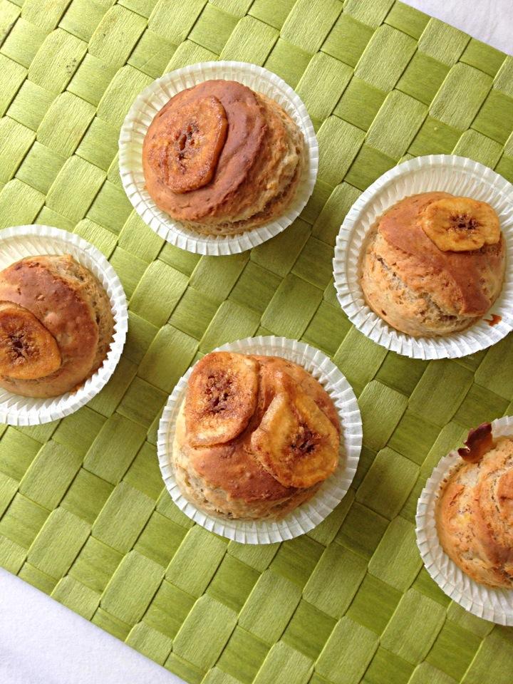 スタバのバナナマフィンがお家でも楽しめる♡ホットケーキミックスで作る再現レシピをご紹介