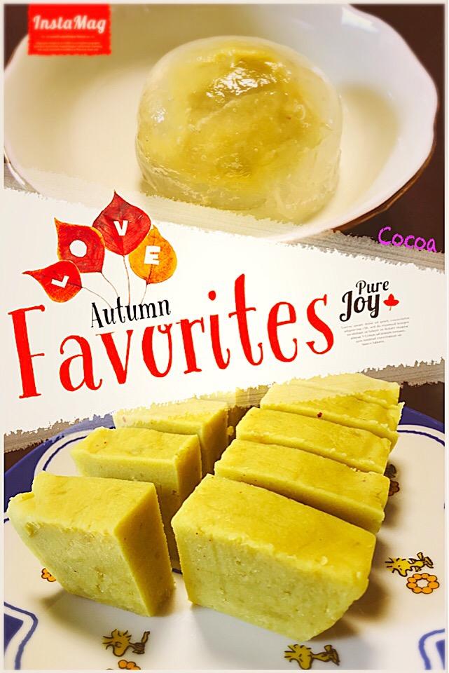 芋ようかん レシピ ゼラチン