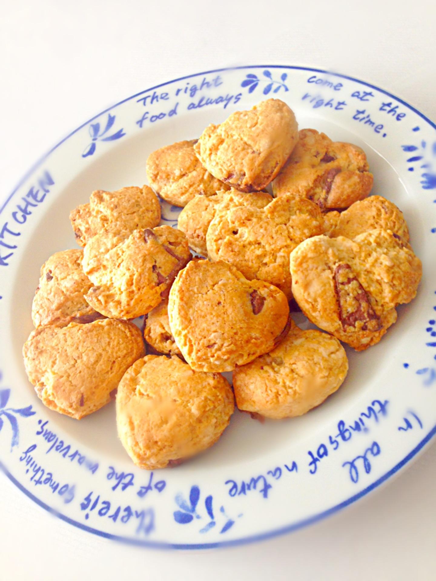 クッキー ホット 簡単 ミックス ケーキ
