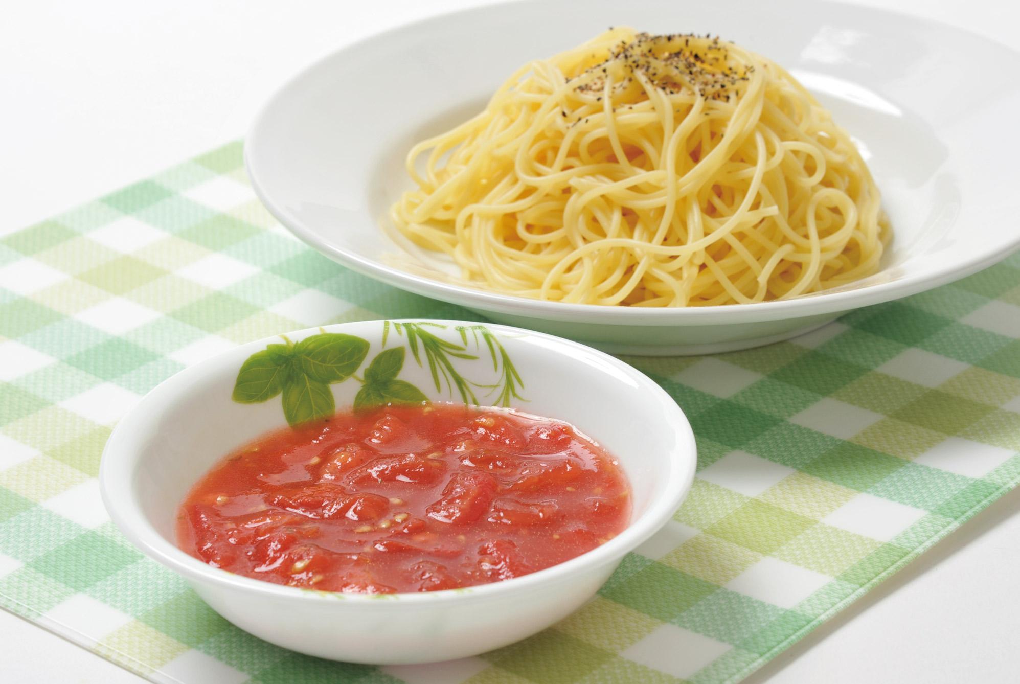 おうちカフェにピッタリ♪「つけスパゲッティ」を試してみよう!