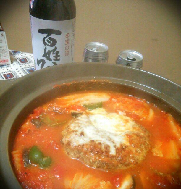 子供が食いつくハンバーグ鍋♪子供が好きな食材で作る「ハイブリット鍋」レシピ