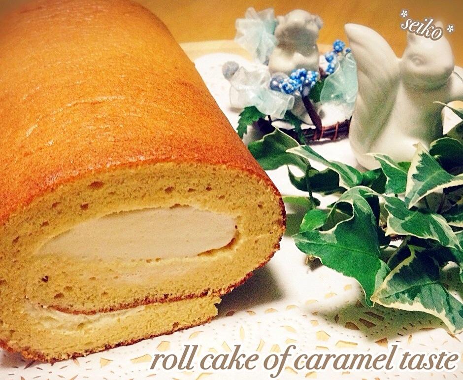 seiko*さんのふわっふわロールケーキに包まれたい~♡