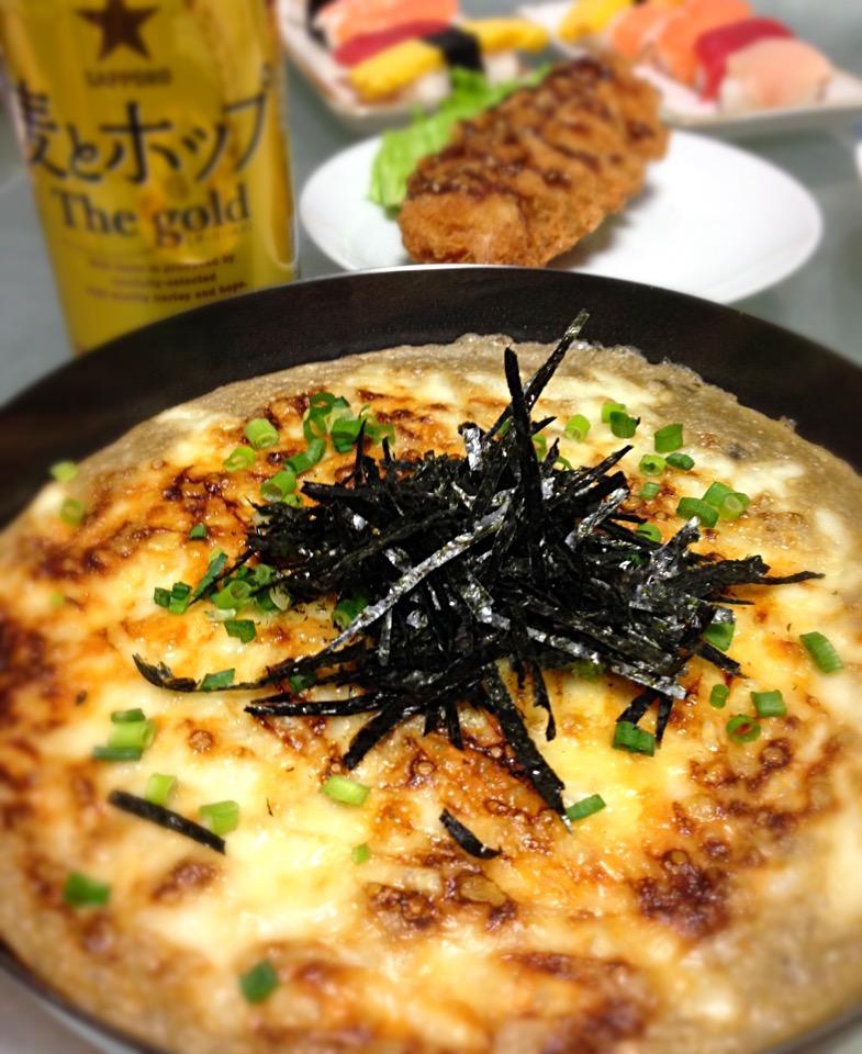 長芋 チーズ
