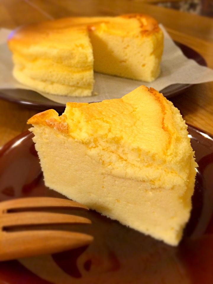 り くろ ー おじさん の チーズ ケーキ レシピ