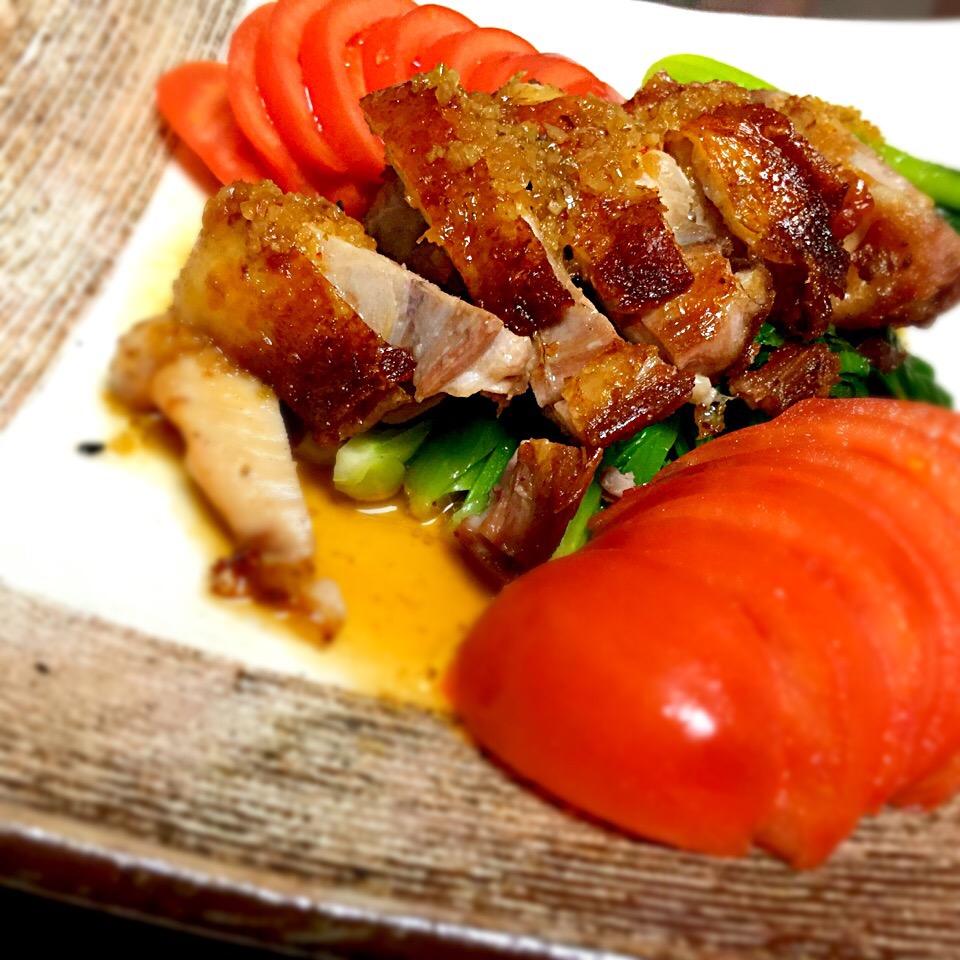 素 揚げ 鶏肉 鶏の唐揚げの作り方(レシピ)