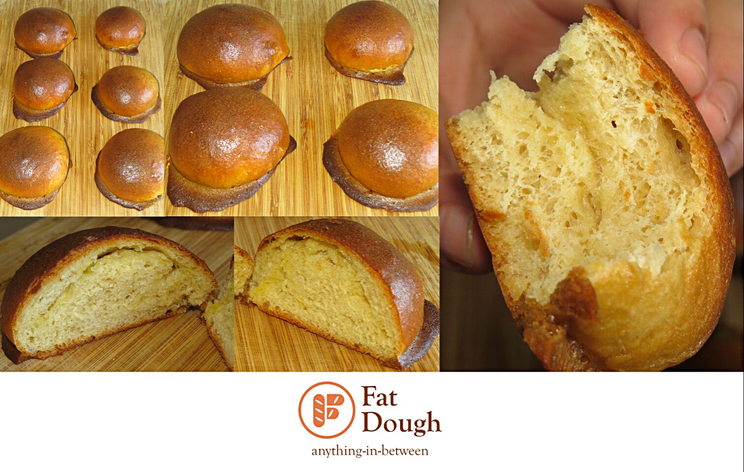 Coffee Buns (Paparoti) #Bread