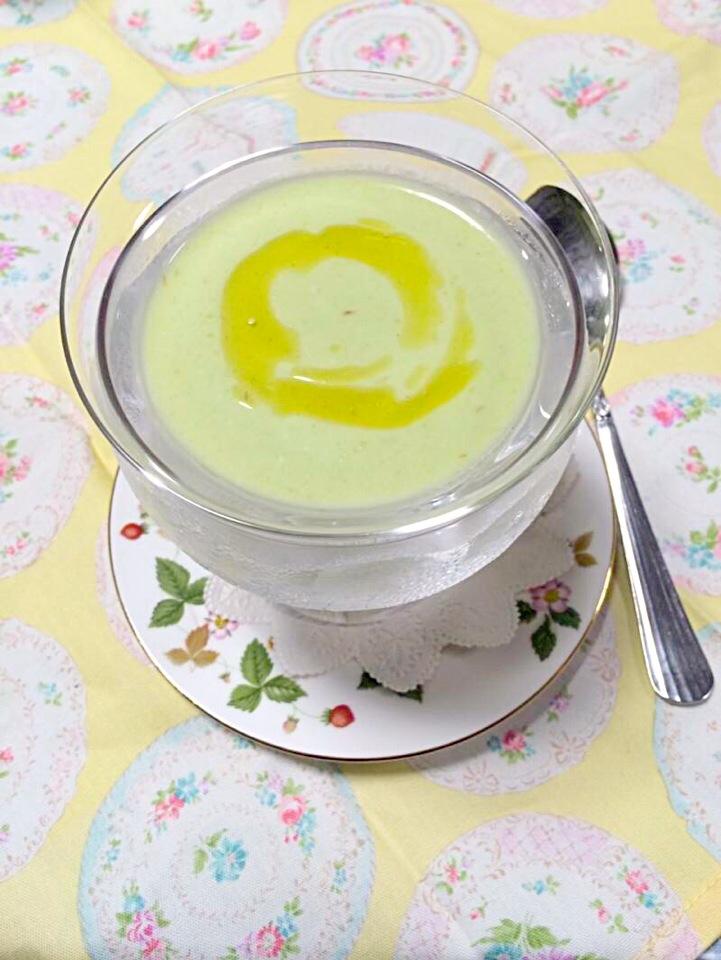暑い夏は「冷製スープ」で涼しい食事タイムを♡