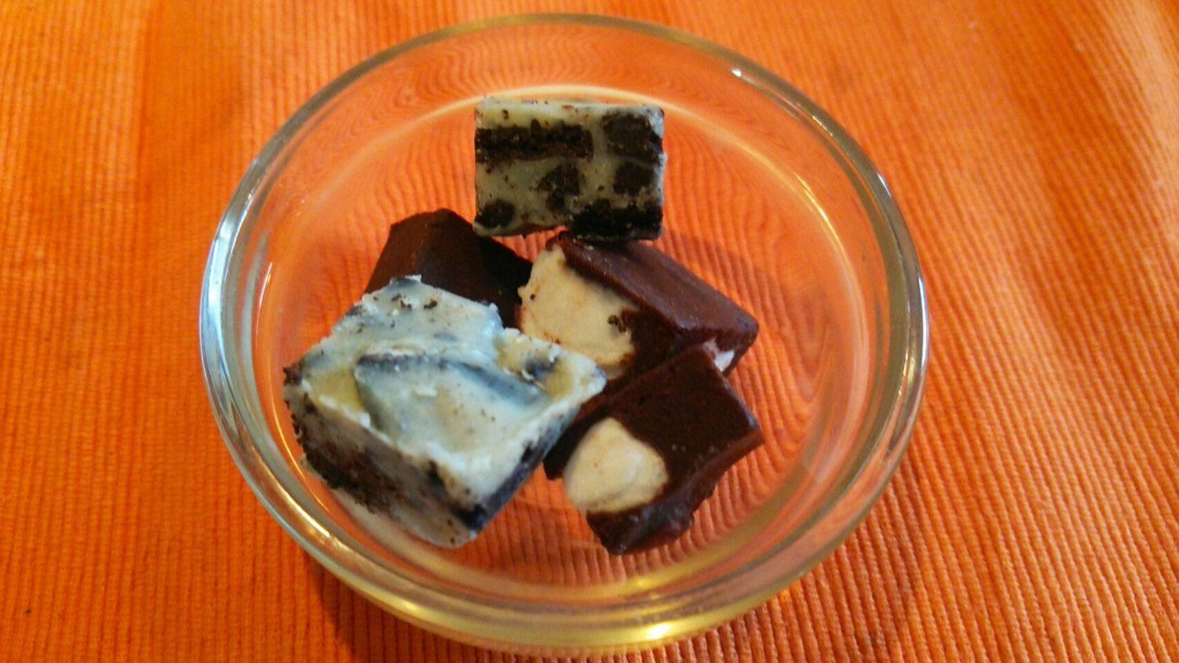 ファッジ チョコレート
