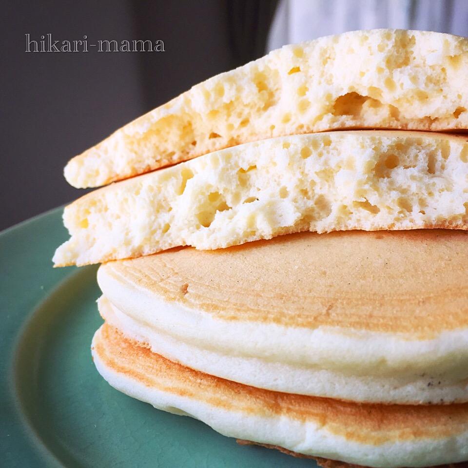 メレンゲ パン ケーキ