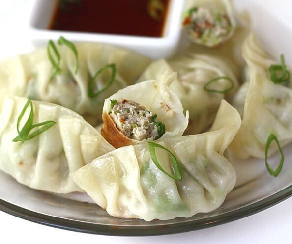 GYOZA JAPANESE PAN-FRIED DUMPLINGS