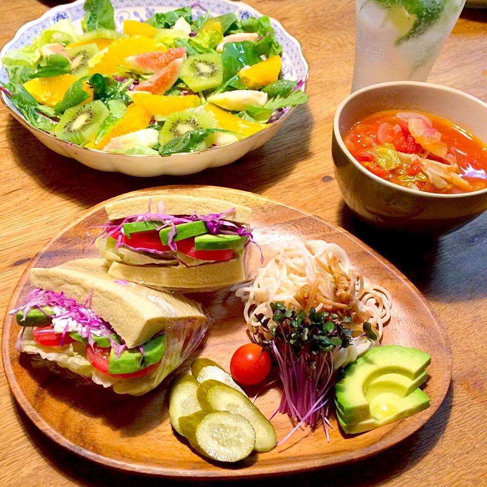 「サラダとスープ写真フリー」の画像検索結果