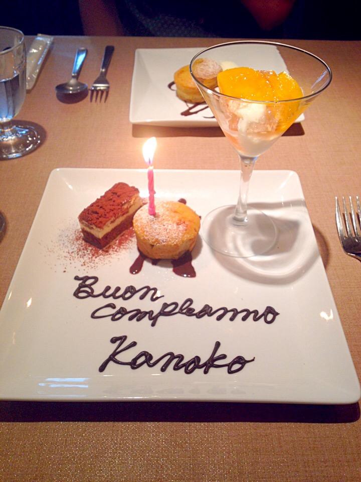 お 誕生 日 おめでとう イタリア 語