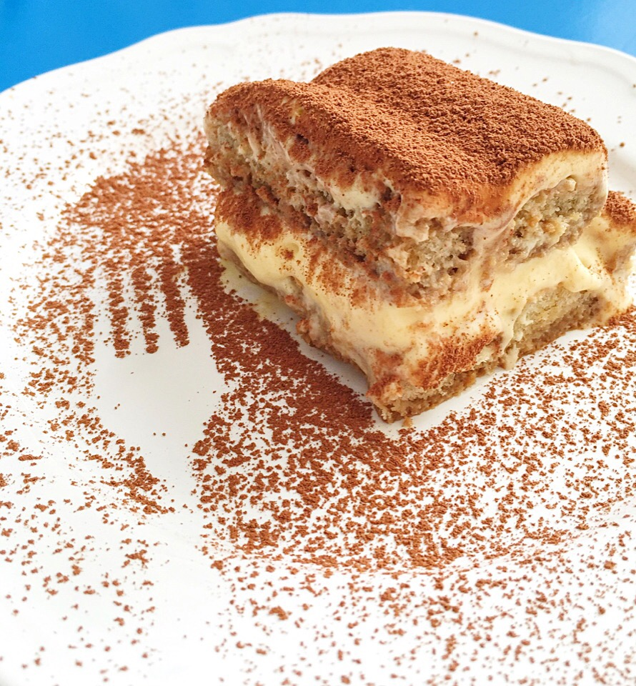 Tiramisu with Bailey's