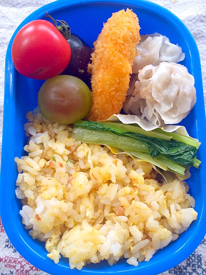 Lunch box☆Fried rice🔥炒飯弁当