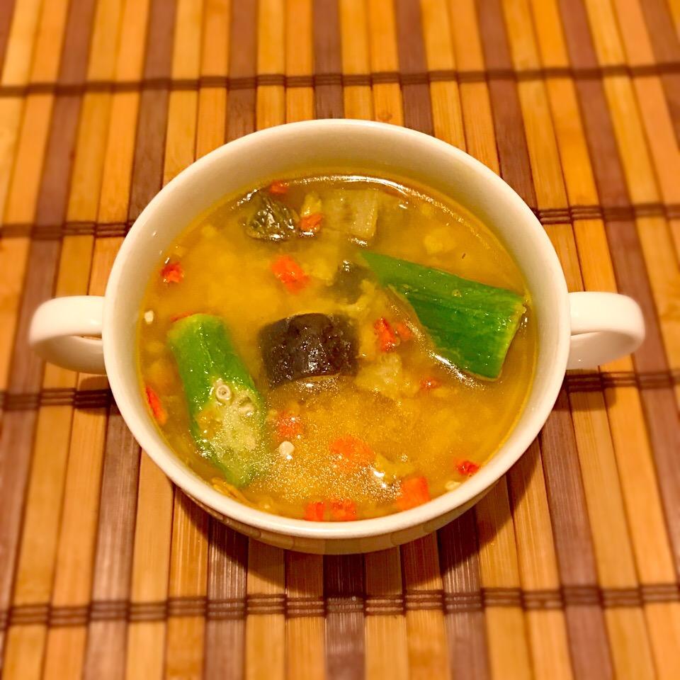 セブンイレブン スープ カレー