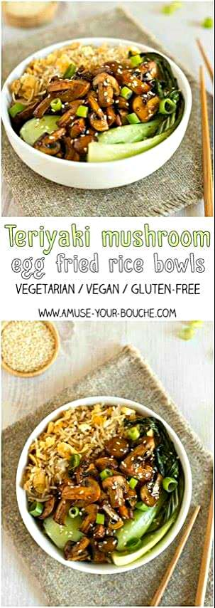 this looks so good i well try this recipe out when i get mushrooms