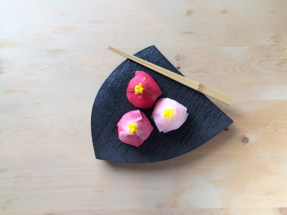 花咲く「手まり寿司」が千変万化!【SnapDish × hue:春の美味しい料理写真教室♪】実施レポート