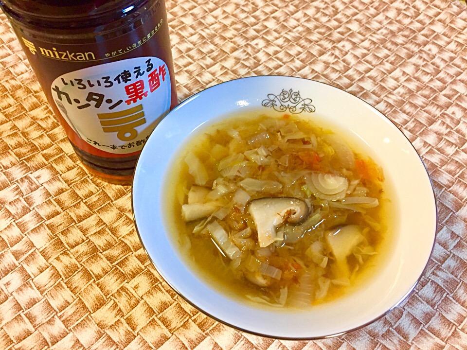 スープ デトックス