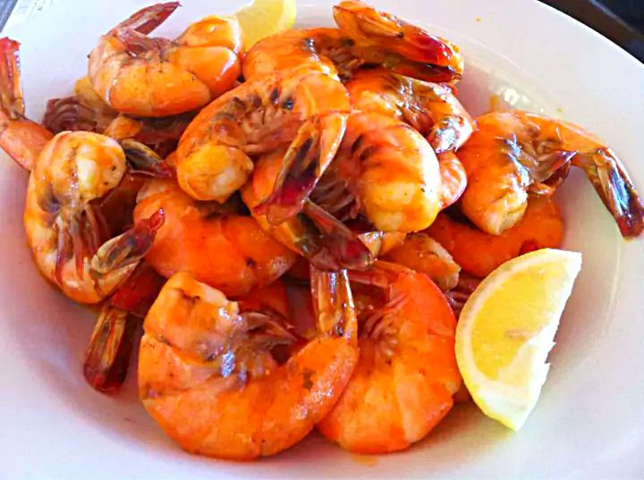 {•------» ι fєℓт ℓιкє вσιℓє∂ ѕняιмρ ѕσ тнιѕ нαρρєиє∂  «------•} #Seafood #Main dish #Dinner