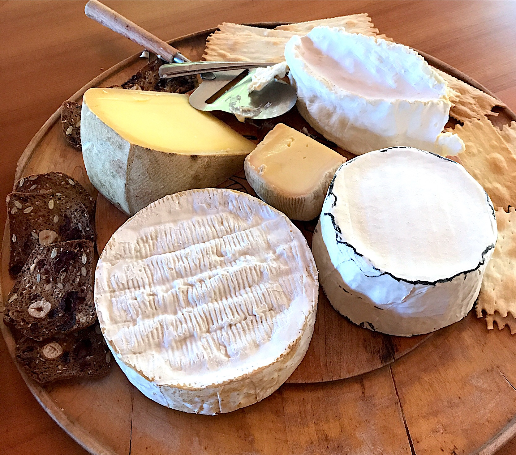 Cheese Heaven Plate