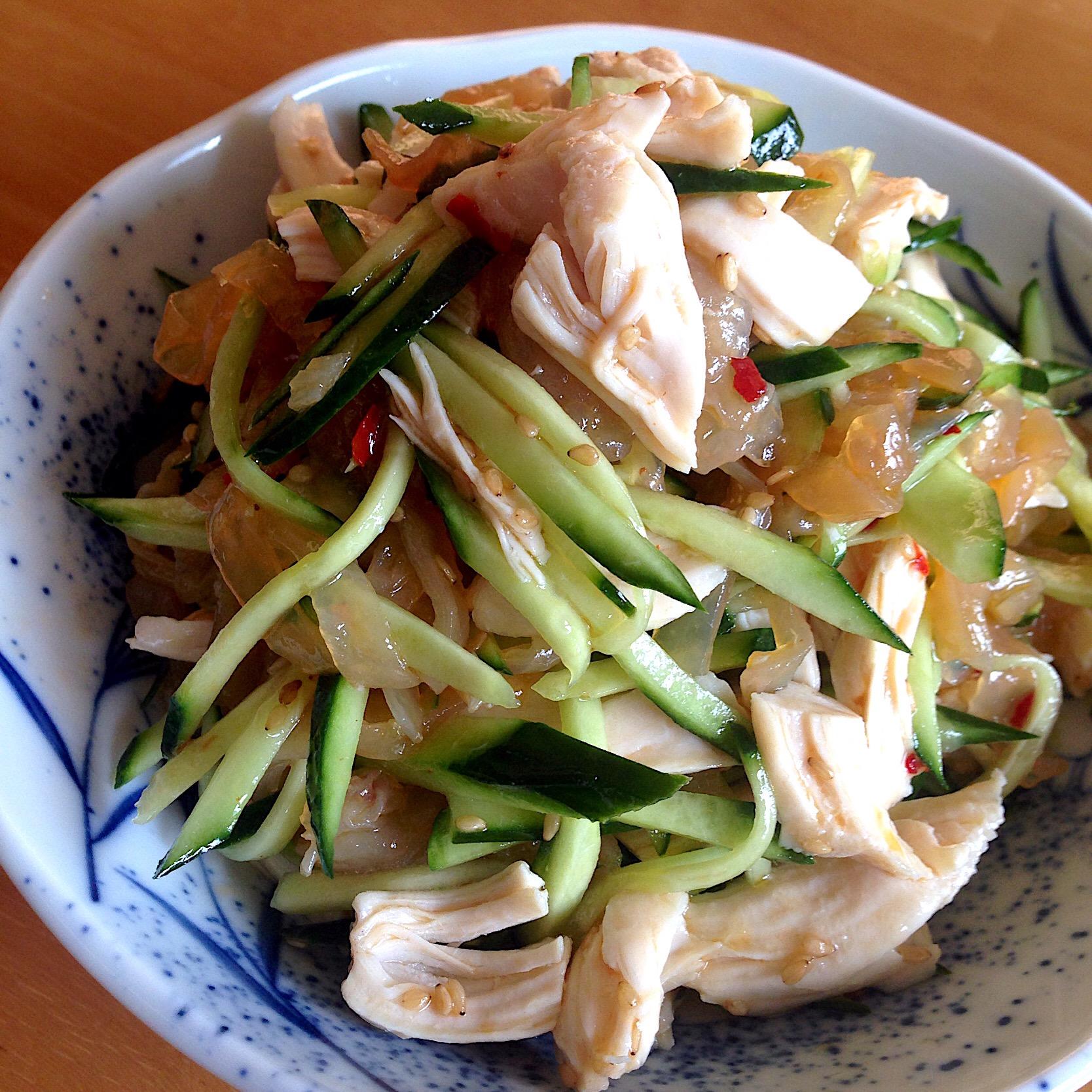 きゅうり ささみ 中華 きゅうりを使った中華風レシピ特集!あっという間に作れる簡単料理を...
