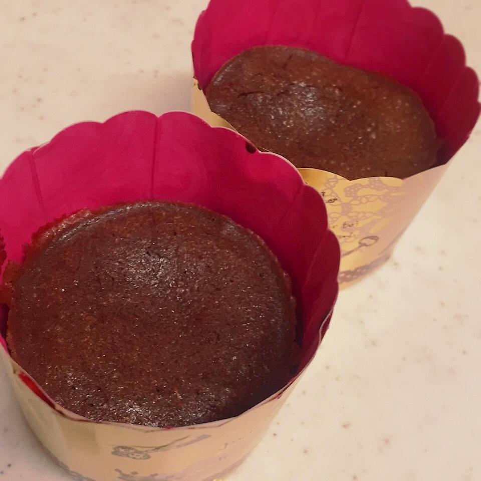 ショコラ 簡単 フォンダン 焼きたてとろっ!フォンダンショコラ 作り方・レシピ