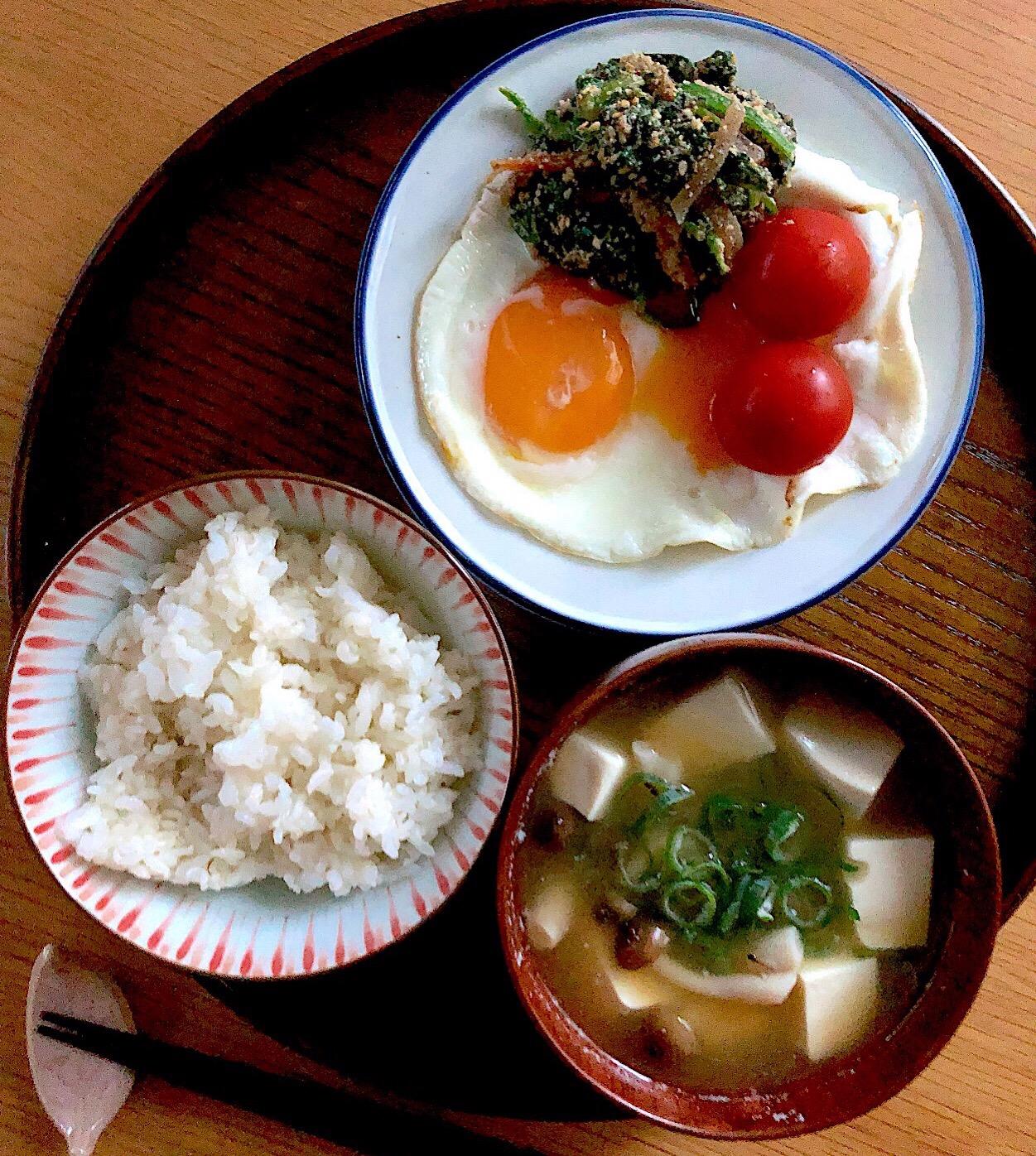 朝 ごはん 和食