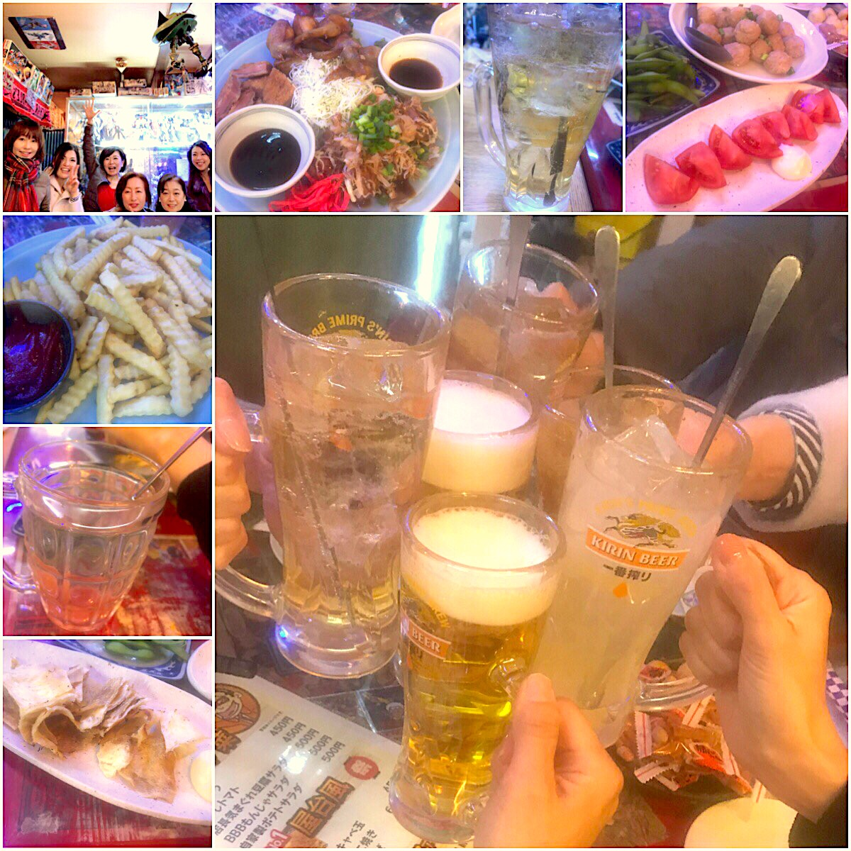 Cheers🍻(*´∀`)