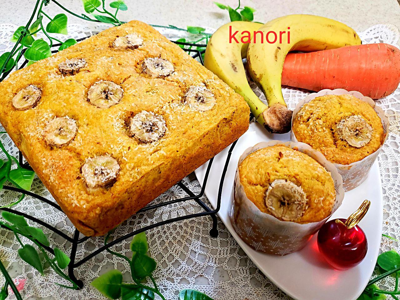 ケーキ レシピ バナナ