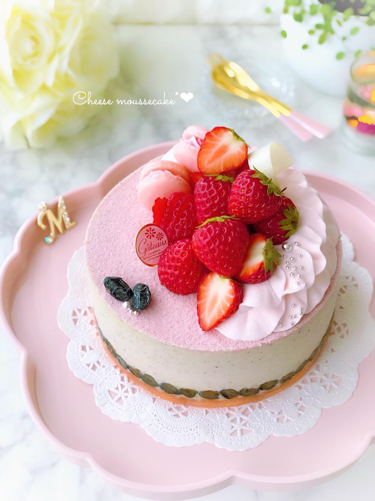 バレンタイン チーズ ケーキ 【みんなが作ってる】 バレンタイン チーズケーキのレシピ
