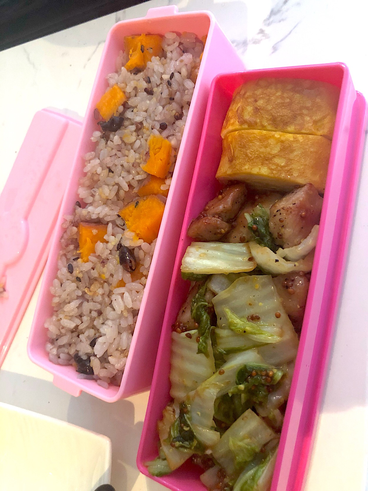 Today's lunchbox