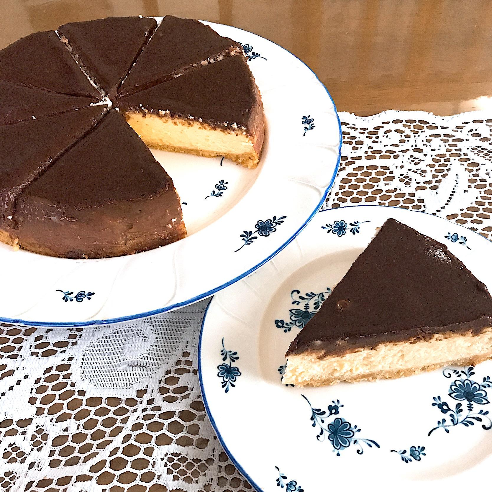 生 チョコ チーズ ケーキ