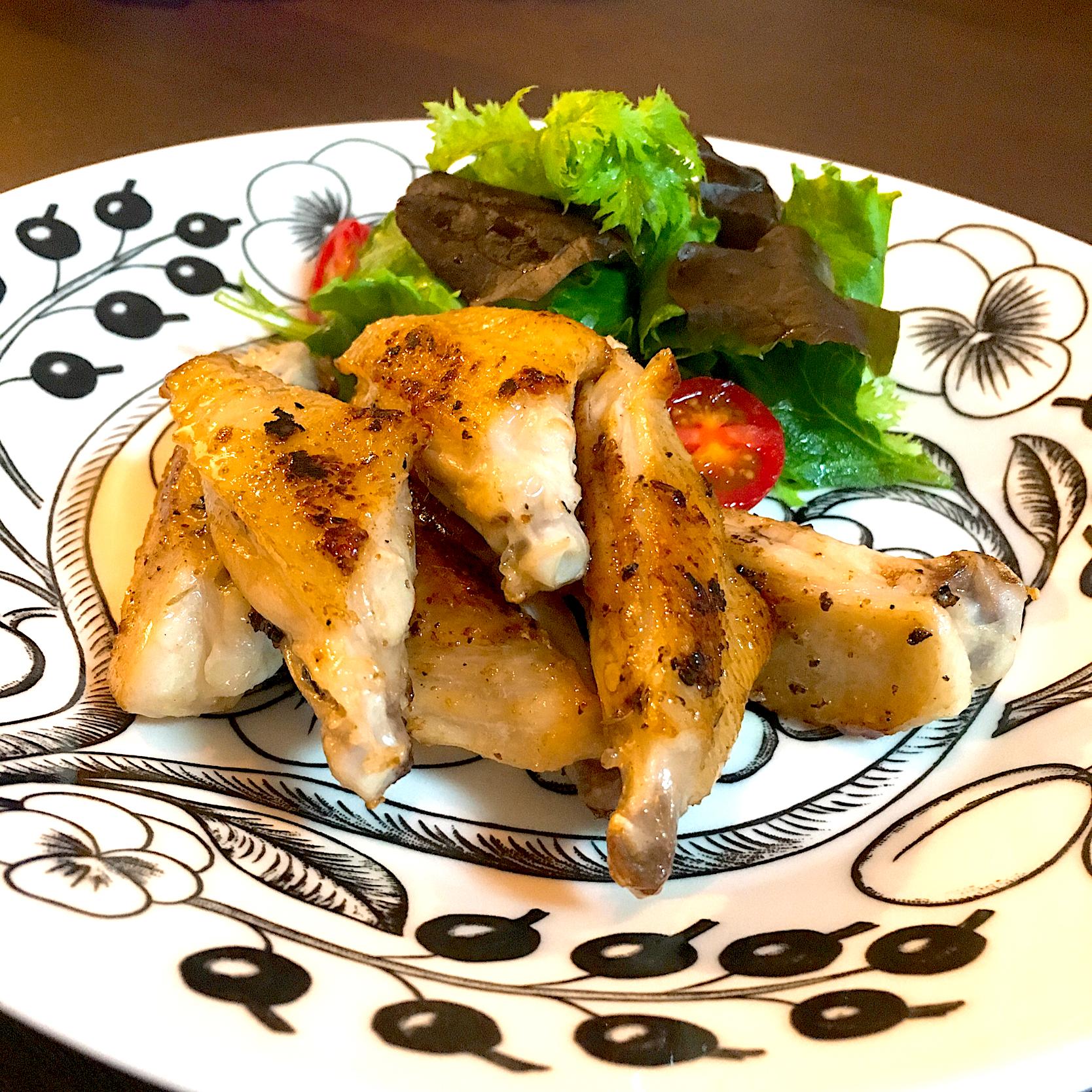 ソルト 鶏肉 クレイジー
