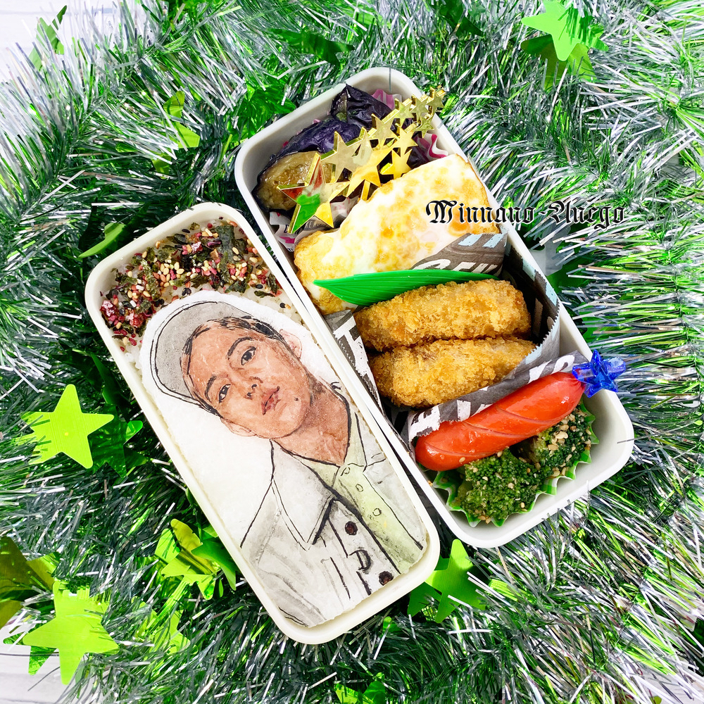FANTASTICS from EXILE TRIBE『世界』弁当