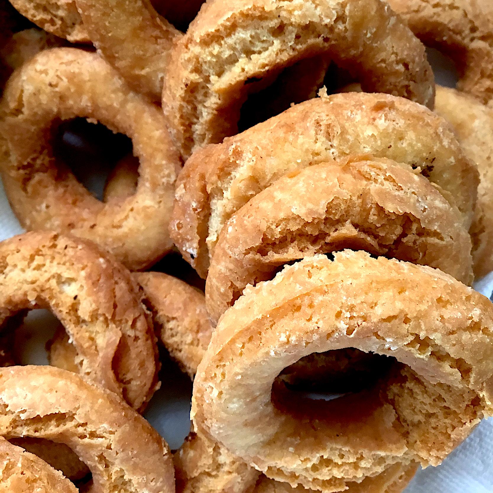 ドーナツ 簡単 ケーキ ミックス ホット