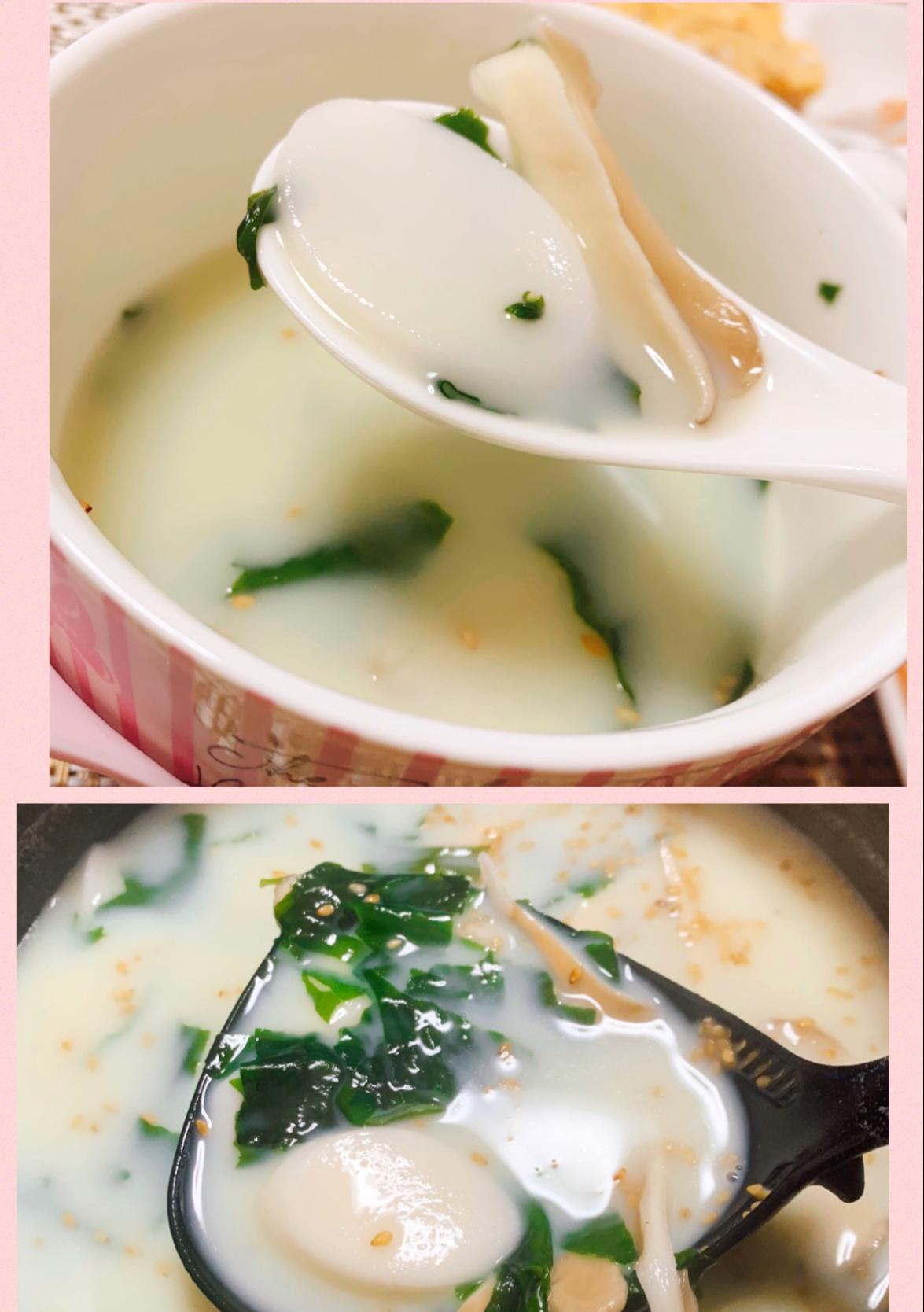 コムタン スープ