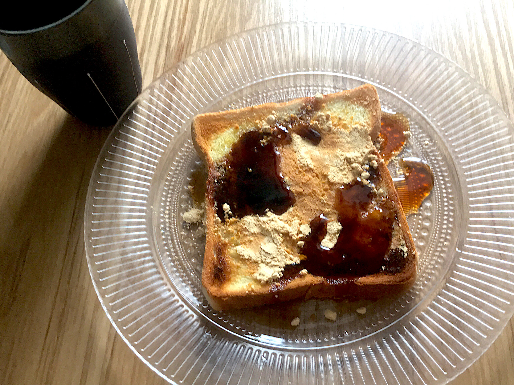 風 揚げ トースト パン