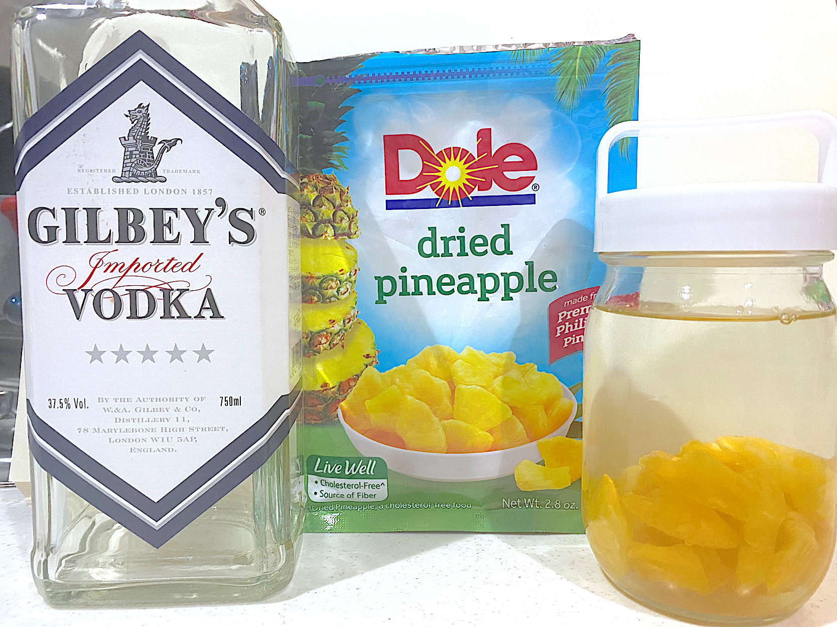 Pineapple 🍍Vodka