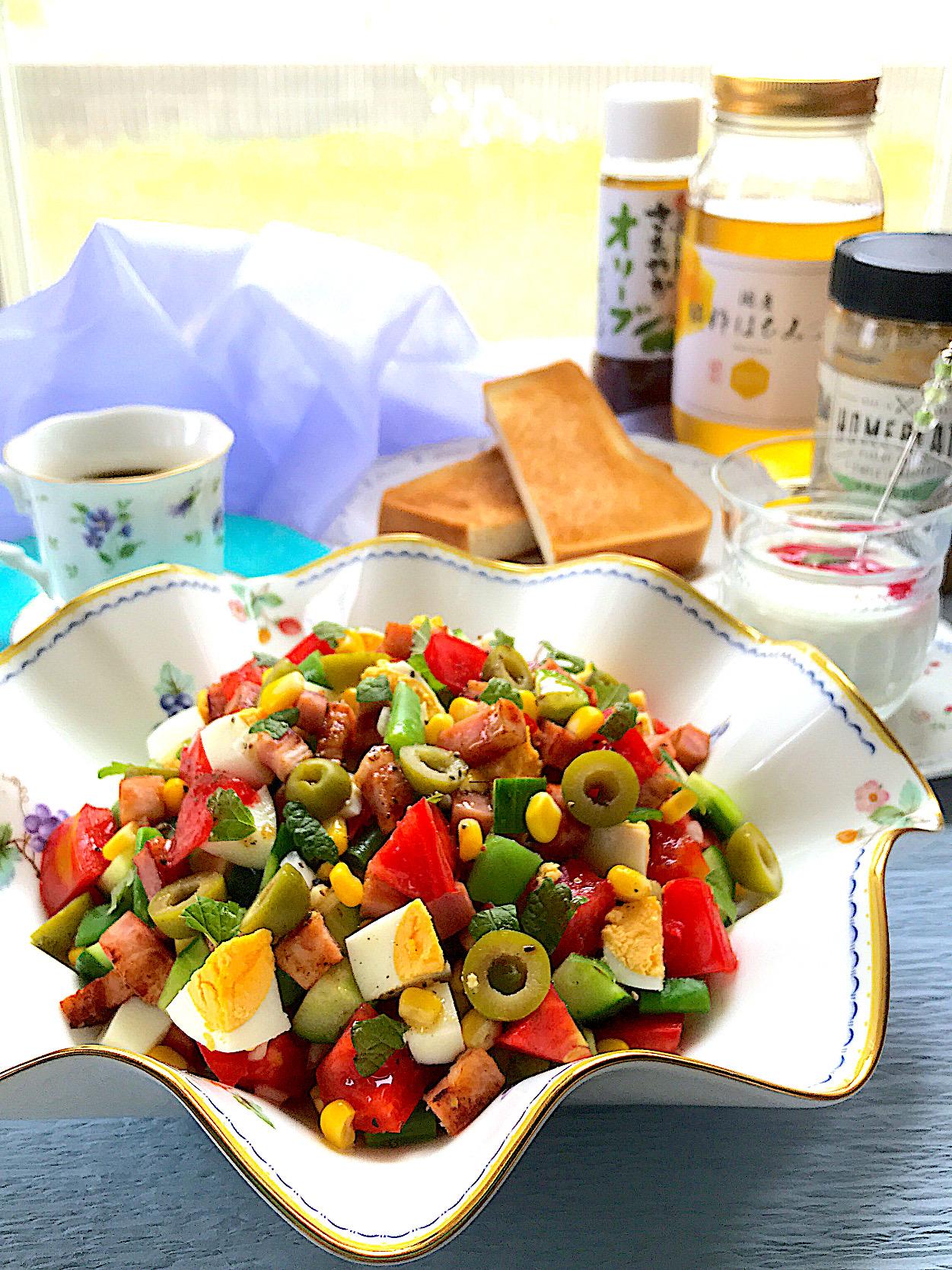 サラダ チョップド チョップドサラダ専門店「クリスプ・サラダワークス」、4号店を代官山にオープン
