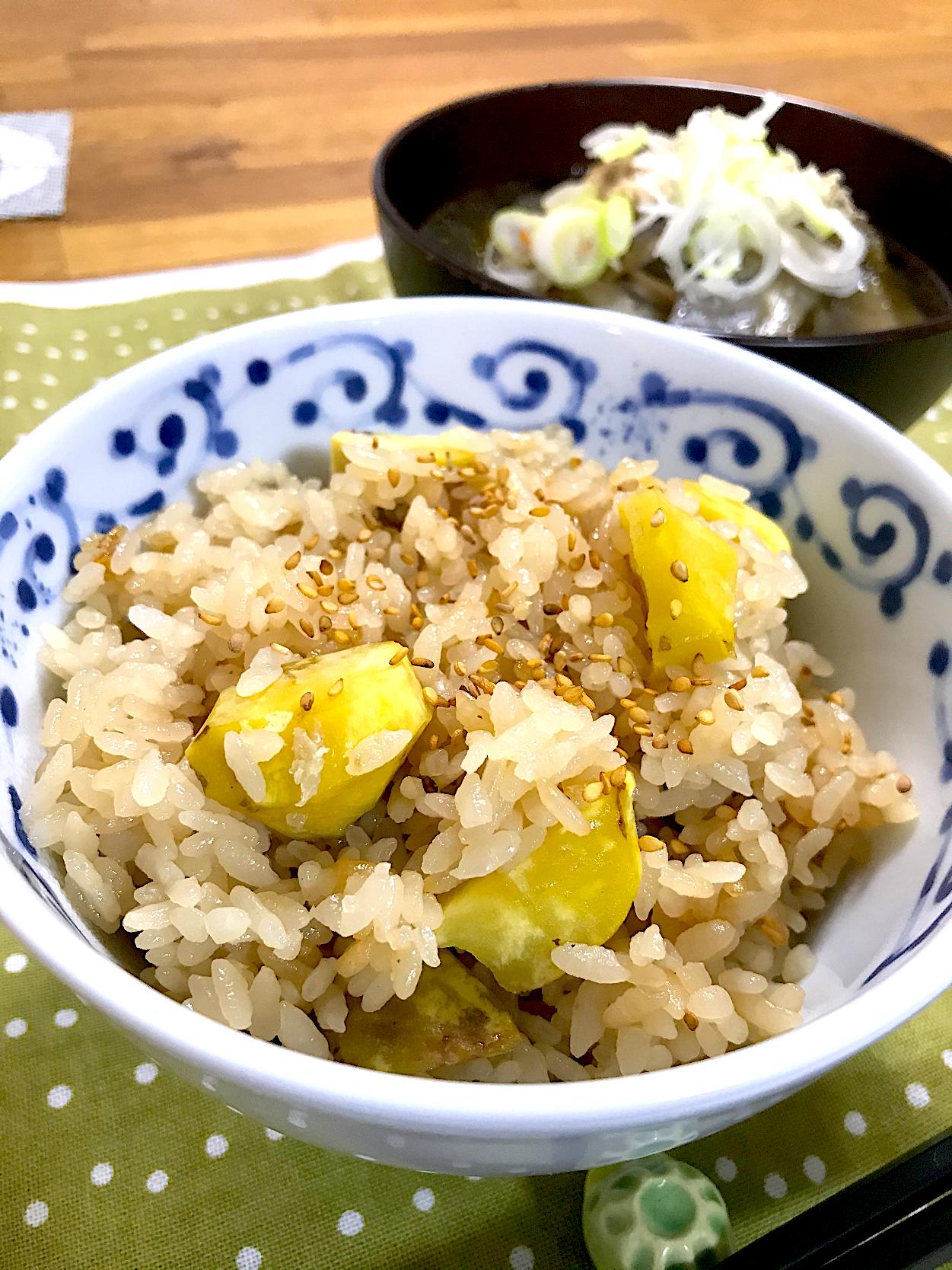 ご飯 甘露煮 栗 レシピ