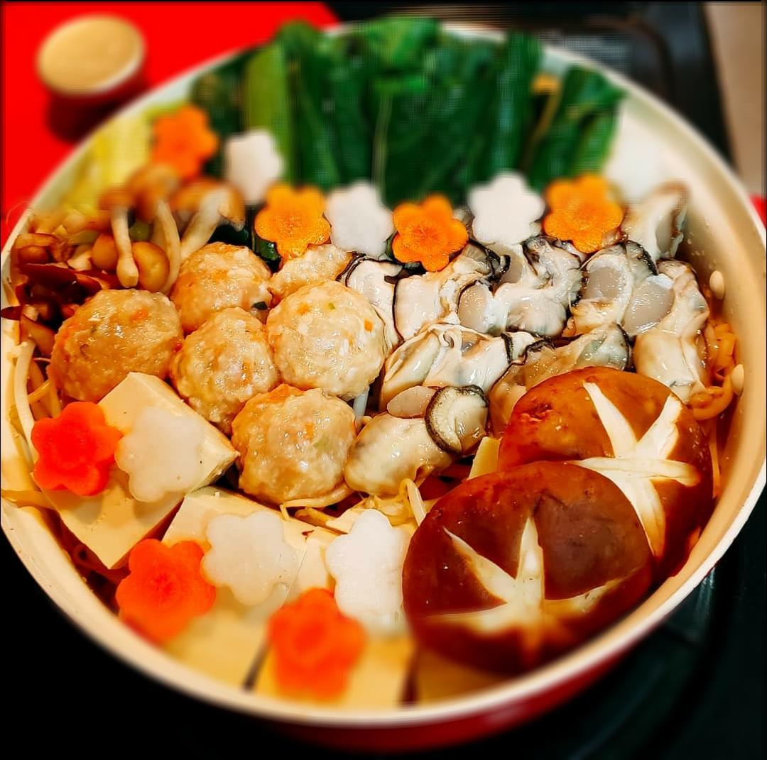 鍋 土手 牡蠣 の