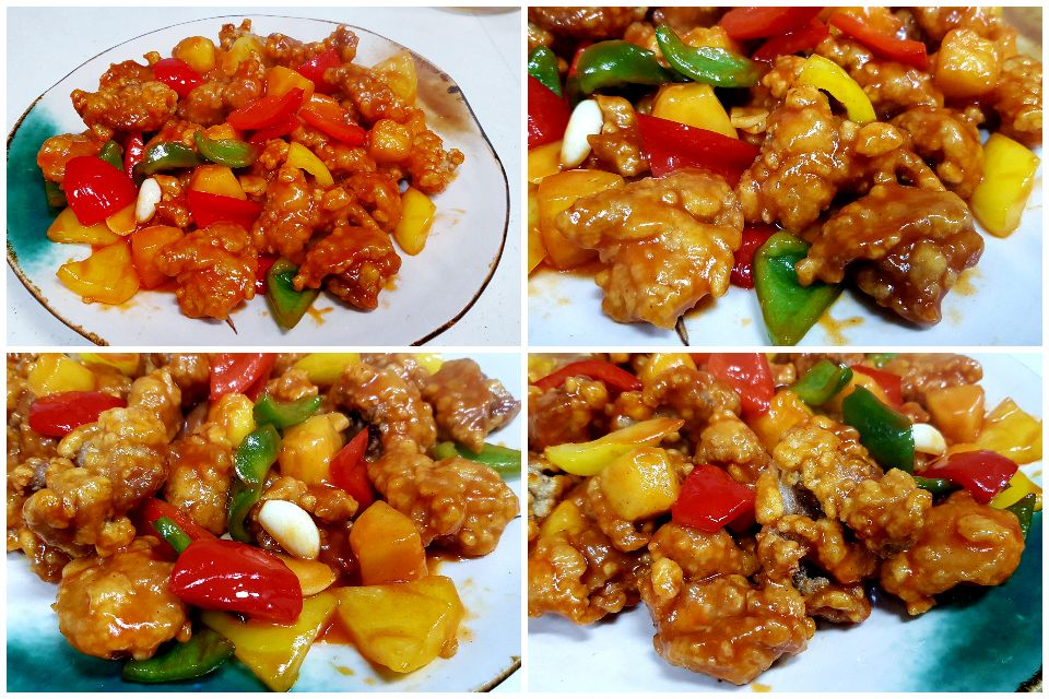 - Sweet and Sour Pork