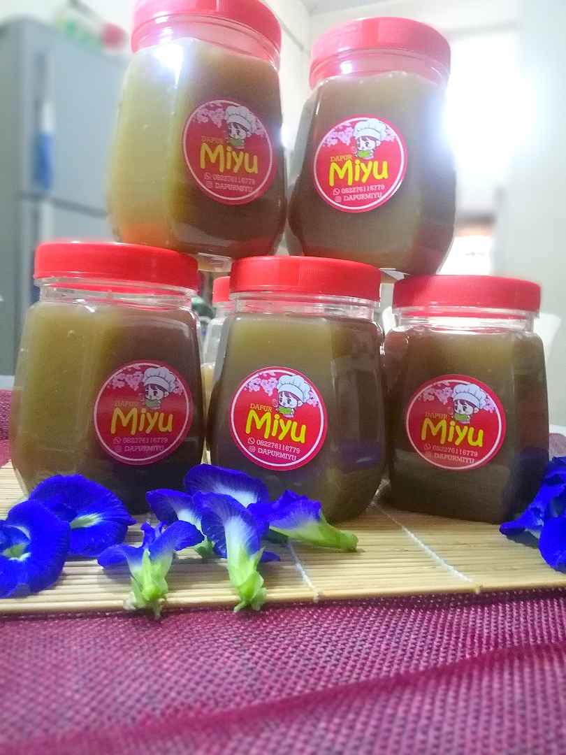 Coconut jam from dapur miyu
